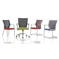天津办公家具之时尚办公椅 网布职员椅 人体工程椅 转椅 电脑椅 可升降旋转办公椅