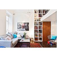美家美美装,开放式公寓营造38平米超大空间