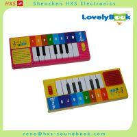 合兴盛 供应音乐电子书 电子书发声器 多功能儿童发声电子书 制造商