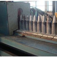 供应煤矿用钻具钻头截齿焊接设备-中频加热 调质成套设备