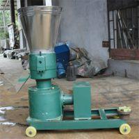 恒丰机械专做奶牛饲料颗粒机 保定小型颗粒机操作视频