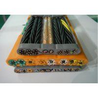 TVVBG-TV电梯扁电缆,带视频屏蔽线扁电缆上海标柔特种电缆厂家