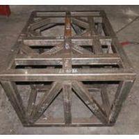 钢结构架焊接,焊接机架,液压机架焊接,东赫机械
