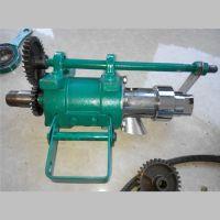 柴油机七用膨化机 振德牌两项电专用大米食品膨化机