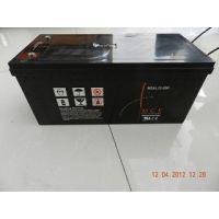 厦门梅兰日兰蓄电池 M2AL12-200电池价格 12V200AH电池