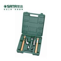 世达工具 汽修工具 09152 6件套汽车钣金工具