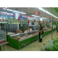 安徽佳伯鲜肉柜保鲜柜冷藏柜猪肉展示柜厂家直销价