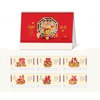 河南省供应节日灯笼礼品 选三泰礼品印刷台历对联红包