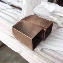 玫瑰金304不锈钢管50.8*1.2壁厚 佛山不锈钢管厂家优质供应