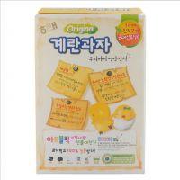 韩国进口零食品 海太小鸡蛋饼干45g 宝宝儿童饼干