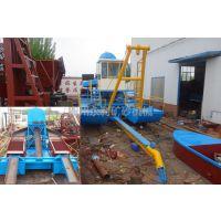 绞吸式淘金船的供应商--永利矿沙机械制造有限公司