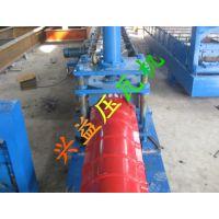 312型屋脊瓦设备钢结构压瓦机