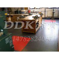 【PVC工业耐磨地板材料】上海帝肯厂家批发,车间防滑抗压地板