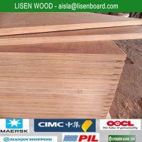 耐磨抗压28mm 集装箱木地板 货柜专用地板