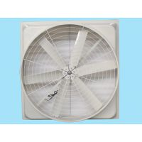 泰和温控 养鸭养鸡养猪设备供应养殖通风全套设备玻璃钢风机(850*850*480)