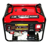 铃鹿5KW三相发电机SHL6500QS