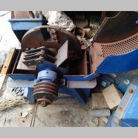 厂家直销杂草饲料粉碎机 万能锤片式粉碎机