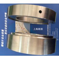低温储罐上使用防爆片 刻槽型防爆膜