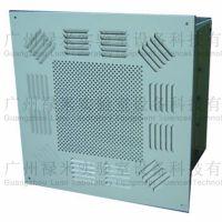 静电喷涂空气净化设备 高效送风口 送风箱 禄米