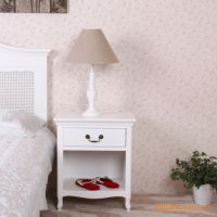 床头柜 简约式床头柜 床头柜实木 酒店床头柜 欧式  松木床头柜