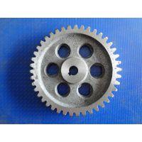 生铁齿轮/4M42z/滚镀线齿轮/电镀设备/4模/齿轮/齿轮加工 塑料齿