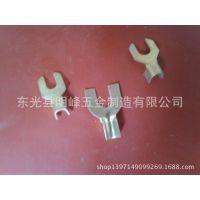 叉形裸端子SNB1.25-3 冷压端子 接线端子线耳