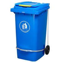 采购山西240L塑料垃圾桶厂家、中天