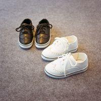 2015秋季儿童鞋 女童皮鞋男童韩版休闲鞋新款 小童白色宝宝鞋批发