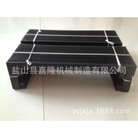 嘉隆直供机床异形防护罩 浙江风琴防护罩 热合防尘罩