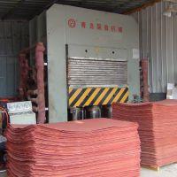 供应国森牌人造板机械设备绝缘纸板工业纸板压机系列