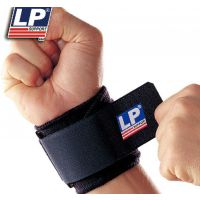 护腕 正品特价美国 LP 运动护具753 可调护腕篮球羽毛球网球举重
