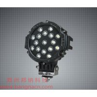 LED叉车车灯供应,怎么巧用工程机械叉车后工作灯