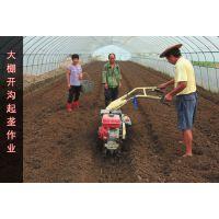 操作简单田园管理机 多功能耕地设备 润丰犁地除草机