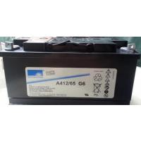德国阳光A412/65G6胶体蓄电池报价
