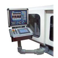 供应机床悬臂控制柜,人机界面触摸屏旋转控制箱,48/50/60/80悬臂件