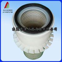 空气滤清器滤芯 带风叶空气滤芯 锥形空气滤芯高质量滤芯AF4995K