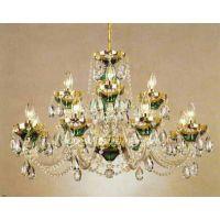 定制法式蜡烛吊灯客厅餐厅现代锌合金吊灯卧室餐厅灯具