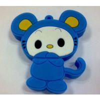 厂家批发】1GB 小猴子 动物 卡通 动物 创意U盘批发,可印LOGO