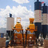 大理供应HZS75混凝土搅拌站设备|稳定土拌合站|搅拌站全套设备