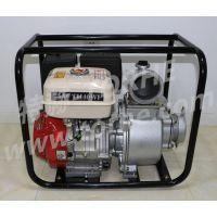 2寸高吸程汽油机自吸泵 大流量抽水机特赫牌