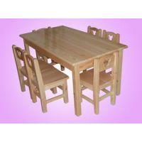 低价供应幼儿园桌椅,儿童桌椅成都公寓床 学生床 实木组合上下床 青年旅舍专用床-等实木家具,大林宝宝