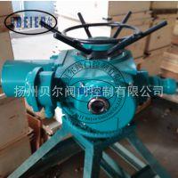 扬州多回转电动执行器生产厂家   DZW阀门电动装置价格