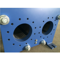 冷却塔配套不锈钢板式换热器 水水热交换器