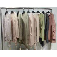 棉麻服装批发,尾货服装批发,容子森秋冬装批发,大衣棉服批发13380111690