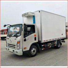 光泽县国五奶制品冷藏车出厂价格