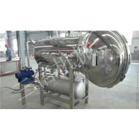 三信食品机械SX-S600供应果汁加工高温杀菌锅 电加热水浴式杀菌锅