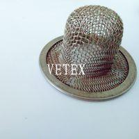 维特克斯优质供应不锈钢碗状过滤网 滤帽