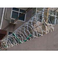 武汉围墙防盗网|刀片刺网|带刺铁丝网|言必诺专业生产刀片刺绳