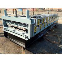 众腾860910全自动彩钢双层压瓦机设备