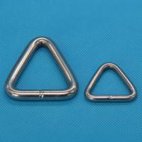 厂家直销各种尺寸316不锈钢三角环 巨量库存